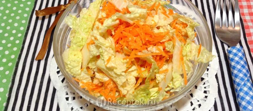 Куриный салат для похудения с клетчаткой — рецепт с фотографиями